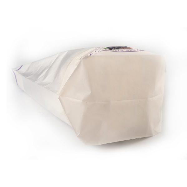 Bottom gusset wicket bread bags