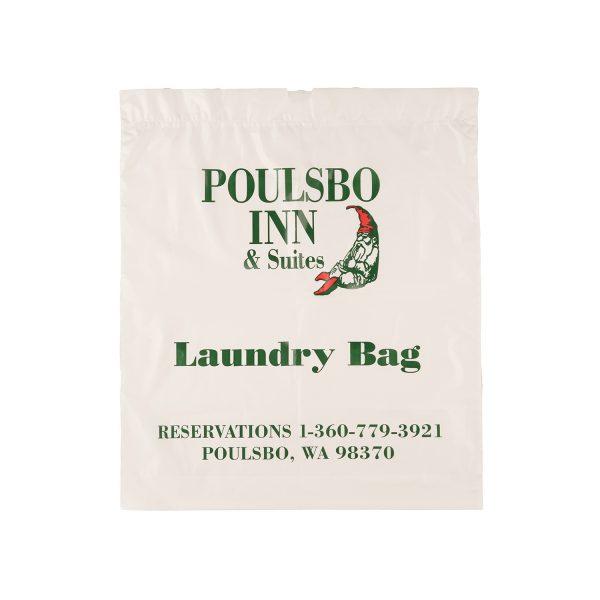 Customized hotel laundry bag
