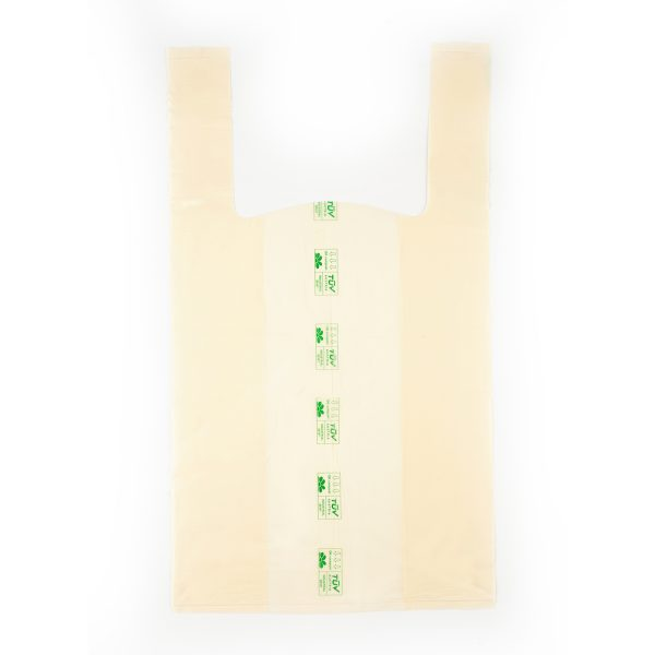 Compostable shopping bags for a greener tomorrow